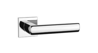 Ручка двірна металева