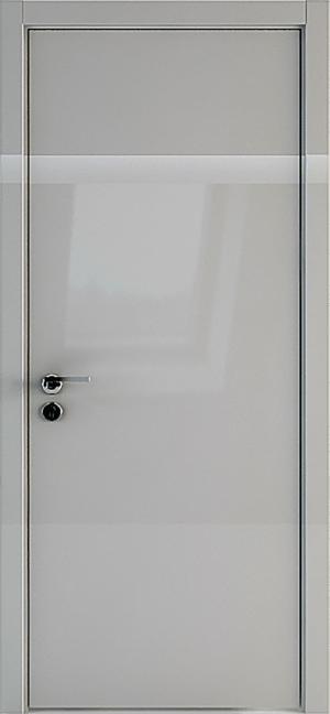 Міжкімнатні двері EURO фарбовані