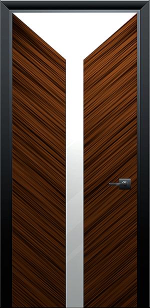 Двері Iliyuziya скло 2