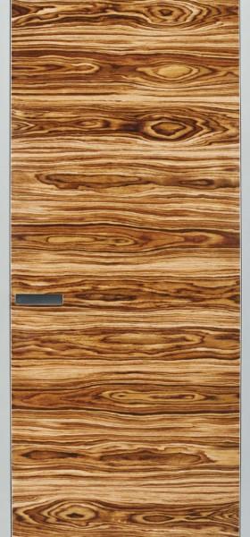 Двері прихованого монтажу шпон модифікований 51 профіль