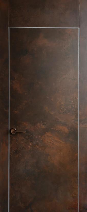 Двері прихованого монтажу керамограніт 55 профіль