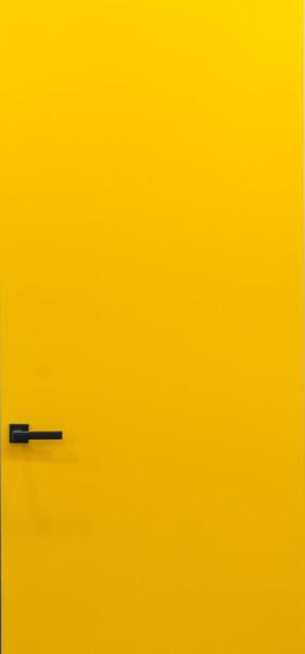 Двері прихованого монтажу фарбовані 43 профіль