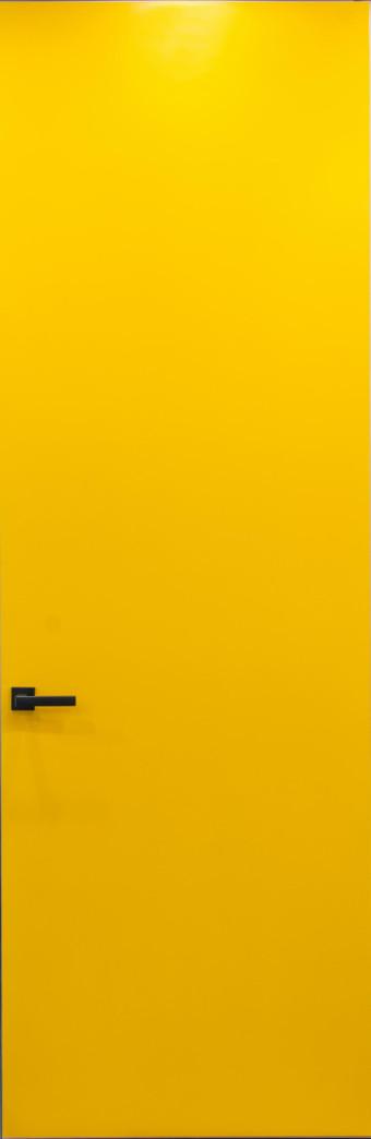 Двері прихованого монтажу фарбовані 51 профіль