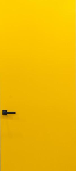 Двери скрытого монтажа крашеные 55 профиль