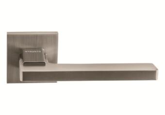 Ручка для дверей ORO&ORO «ALBA» матовий нікель